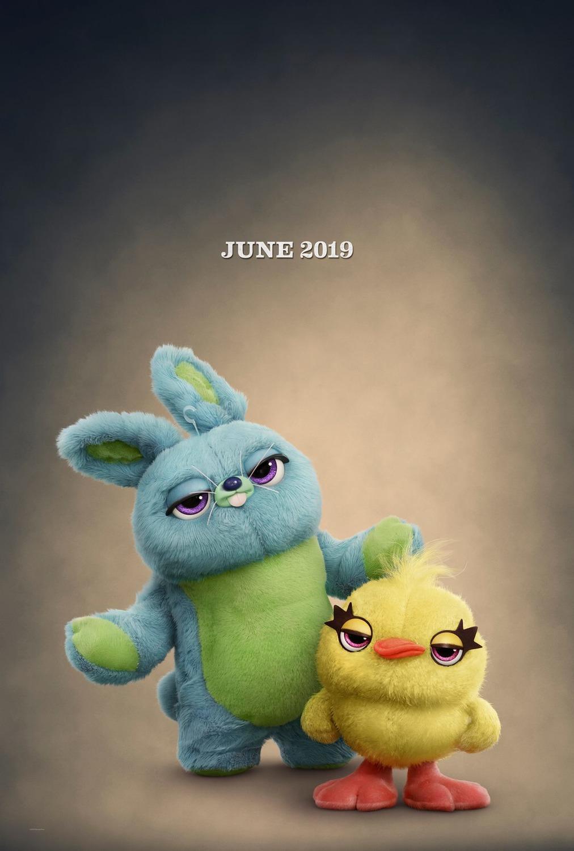 bunny ducky toy story