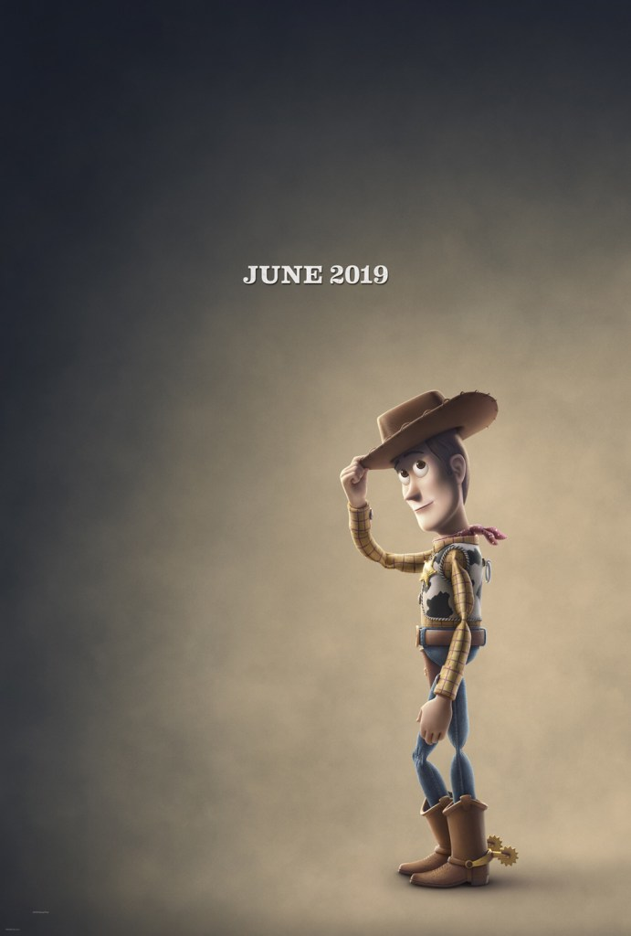 woody toy story 4