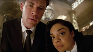 Men in Black International trailer