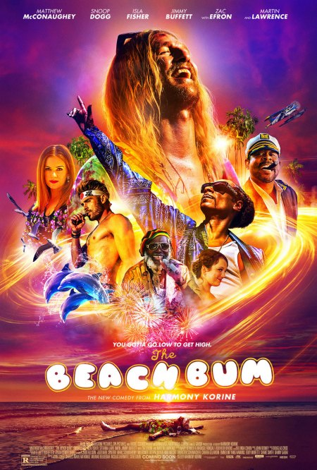the beach bum movie