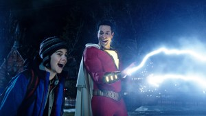 shazam movie review