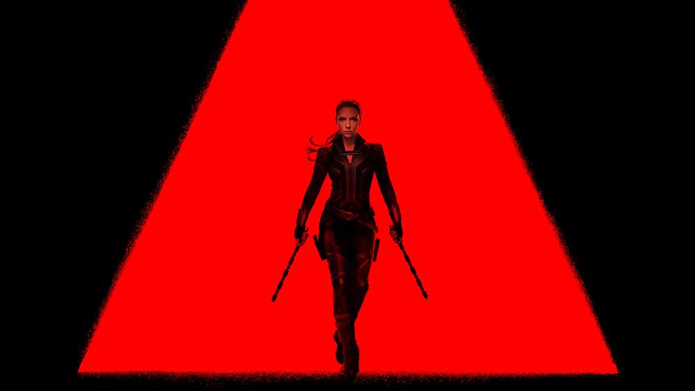 black widow movie trailer