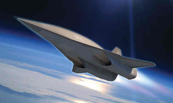 SR-72: America's Fastest Spy Plane May Be Back – and Hypersonic!