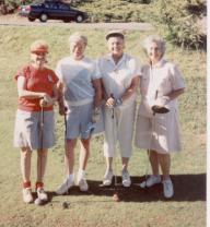 eloyce-golfing