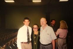 54. Adam's 8th Grade Graduation, 1998