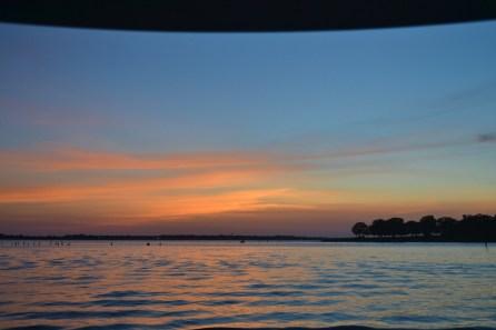 Lake Fork at Sunset