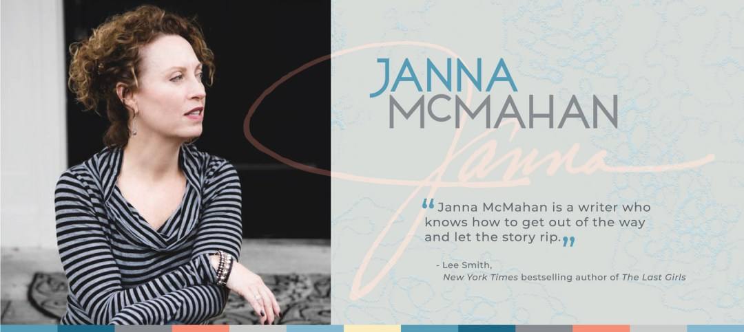 Janna McMahan - National Bestselling Author