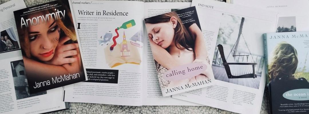 Janna McMahan Publications
