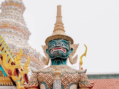 a quick guide to bangkok, thailand