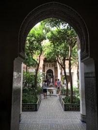 Palais de Bahia