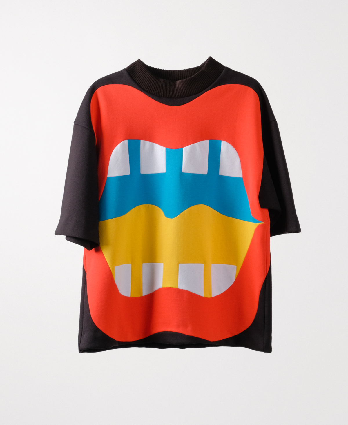 Screaming Black T-shirt