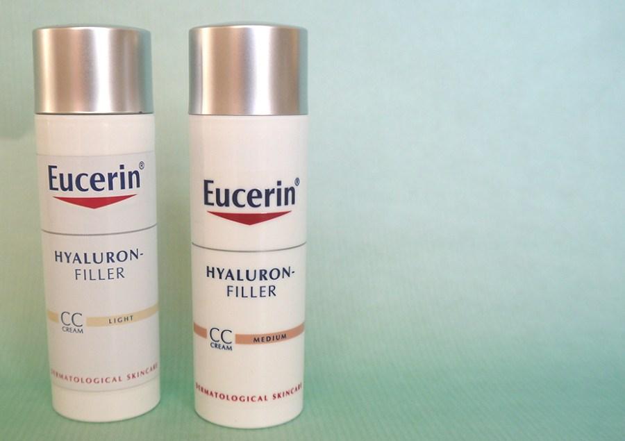 Eucerin Hyaluron-Filler CC-cream 03