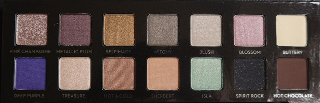 Anastasia Beverly Hills Self Made Palette 005