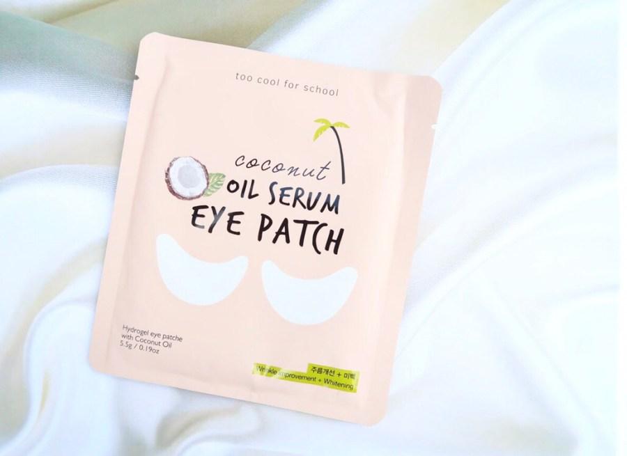 Coconut Oil Serum Eye Patch