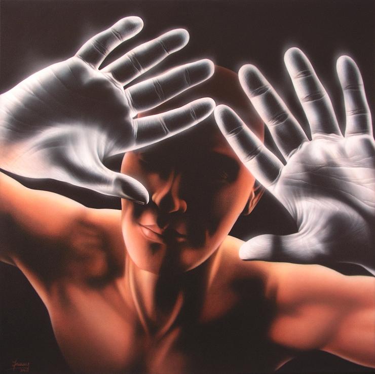 lichtblick, Kunst, Malerei Gemälde Painting