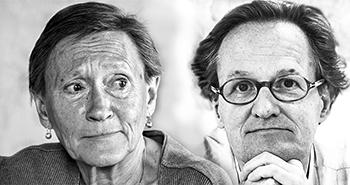 Christina Spannar & Jan Oberg, founders
