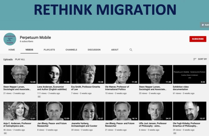 What if worldwide migration was free…Hvis migration blev fri…