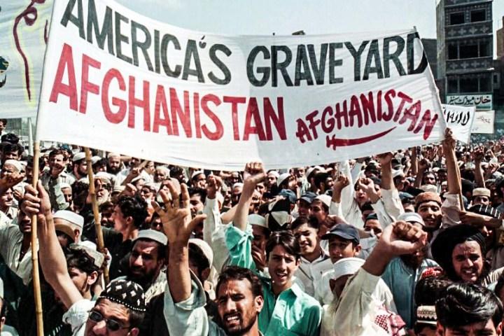 USAs og Danmarks nederlag i Afghanistan