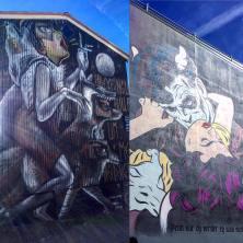 Reykjavik Iceland Street art