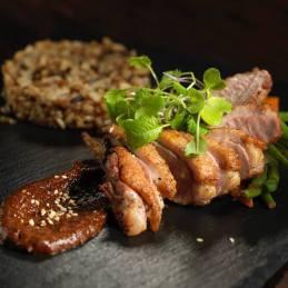 Ikanos Restaurant food