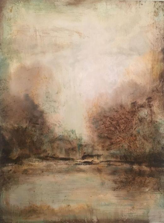 Irene Smirnova Artist Montreal Landscape