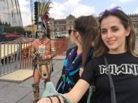 Mexico city selfie anne jano elle jano