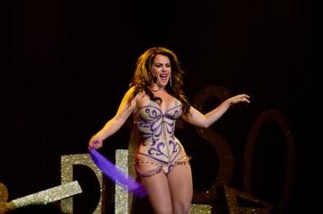 Scarlett James Burlesque Montreal show