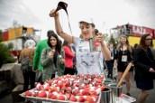 C2 Montreal 2017 strawberries