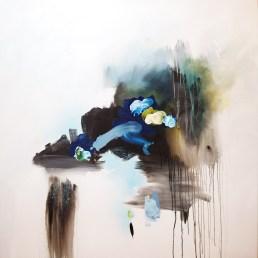 Blueberry-&-Lime-Sorbet Sylvie Adams