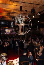 Richmond Champagne F1 Grand Prix Montreal Burlesque