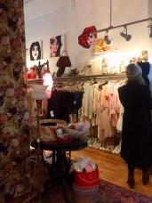 Vintage store Brooklyn