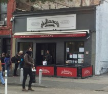 Juliannas Pizza Brooklyn
