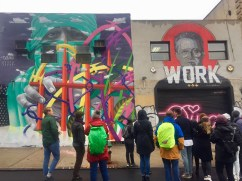 Bushwick Brooklyn Street Art Graffiti walking tour free