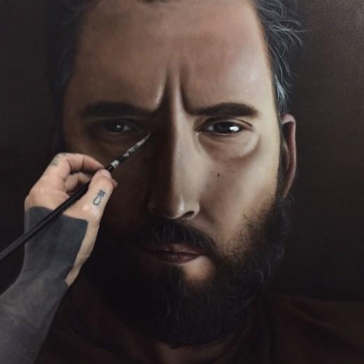 Corey Oda Canadian Artist Oil Painting