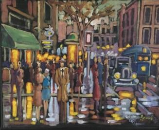 Kevin Jenne Canadian Artist Artwork