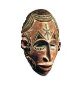 Mask, Nigeria. World Cultures Collection. Photo: MMFA