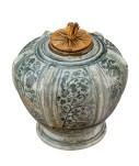Tea Caddy, Thailand. World Cultures Collection. Photo: MMFA
