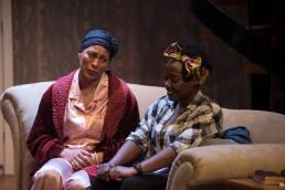 Black Theatre Workshop. How Black Mothers Say I Love You Daphne accepts Claudette