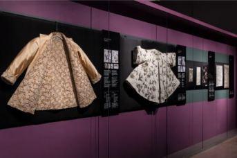 Christian Dior Embroidery McCord Museum - Photo Laura Dumitru