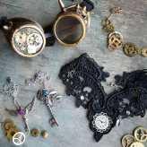 online holiday markets - la semaine des artisans recuperates ft Capsule Creations