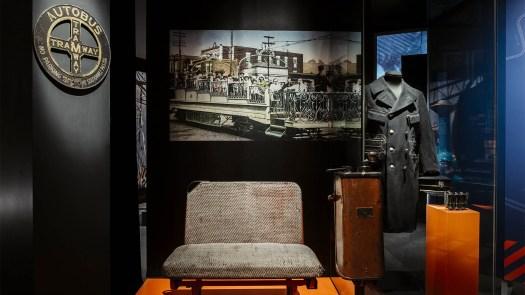 A Railroad to Dreams exhibit Pointe-à-Callière museum art & the city