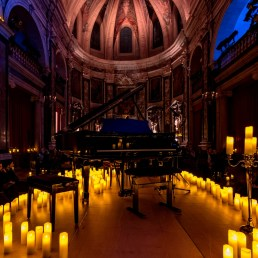Candlelight Concerts Lyon France