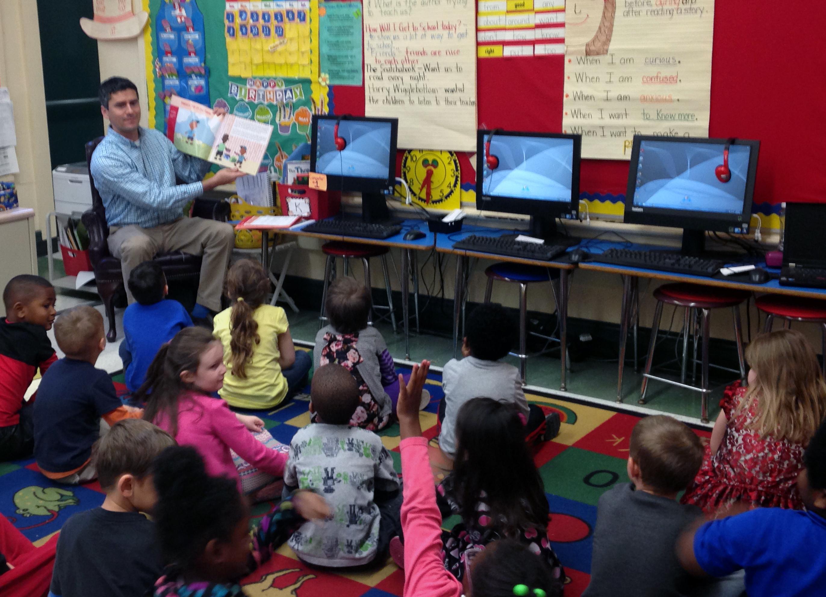 Earning Money Kindergarten