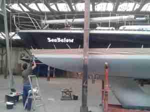 004 SeaBelow Baufortschritt