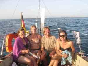 The SeaBelow Crew