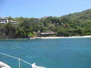 Admiralty Bay Beach Restaurant