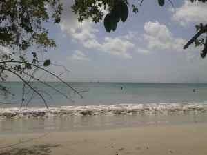 Anse Le Meunier Strand