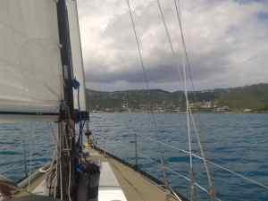 Ansteuerung Charlotte Amalie