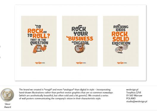 wolda rockon 2 identyfikacja wizualna nagroda key visual