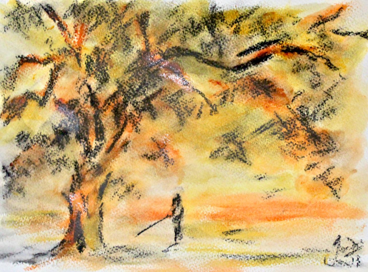 Under a Tamersik Tree Web